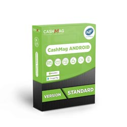 CASHMAG ANDROID Version STANDARD